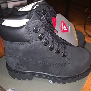 Timberland Boys Boots size 9 Toddler